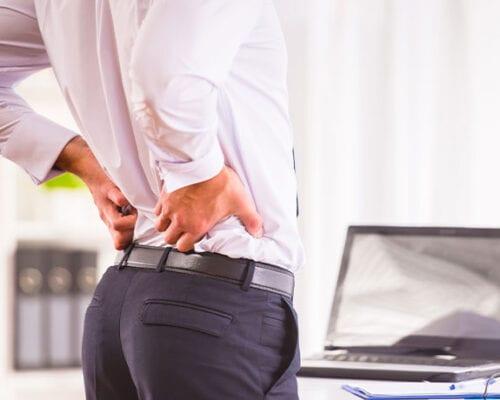 anodyne undgå rygsmerter