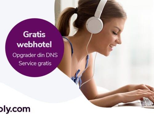 simply gratis webhotel