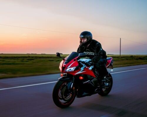 motorcykel-kører
