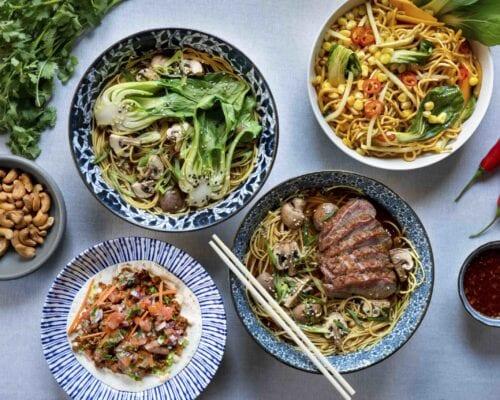 Få rabatkode til DailyNam måltidskasser