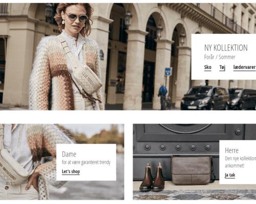 Luksus dametøj på rabat med vores kode