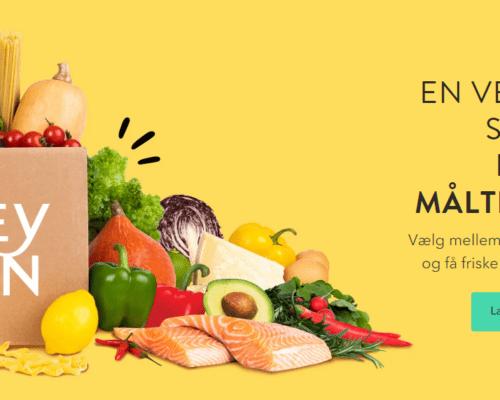 Få måltidskasser hos Marley Spoon