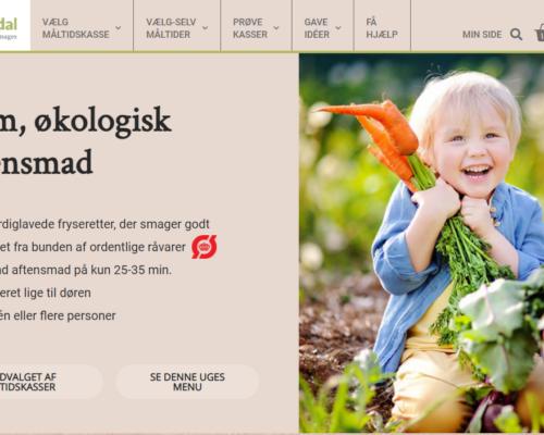 Køb sunde måltidskasser hos Halkær Ådal