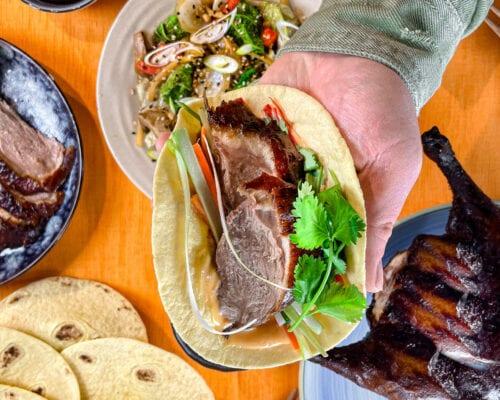 Peking box måltidskasse